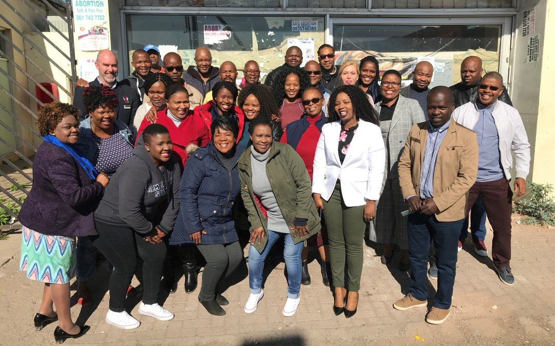 Expanding Care & Treatment: TB HIV Care to become new DSP for Chris Hani and OR Tambo Districts