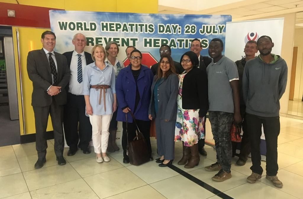 World Hepatitis Day Provincial Event: Pretoria