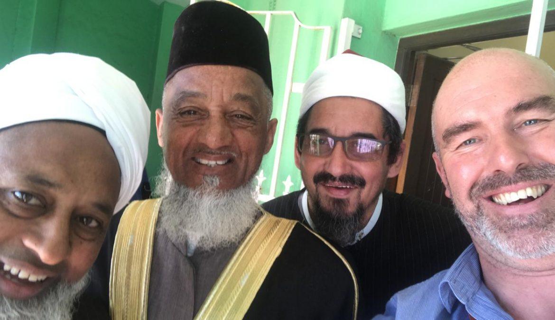 Forging New Partnerships: The Muslim Judicial Council