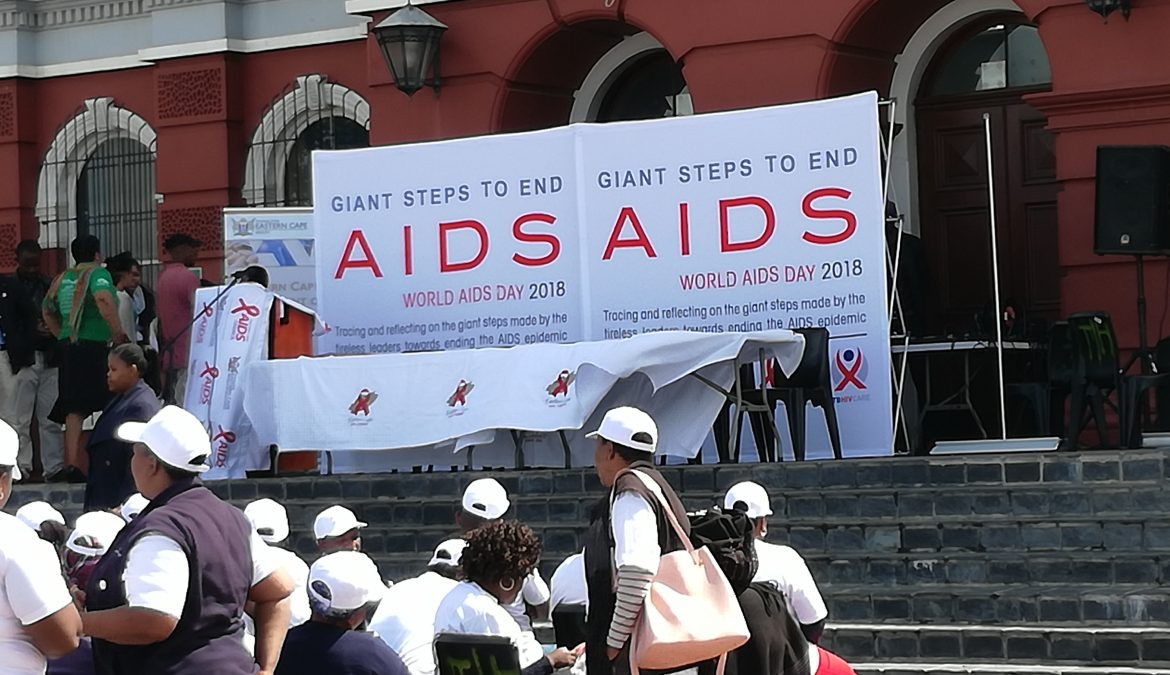 World AIDS Day: Provincial Launch in Uitenhage