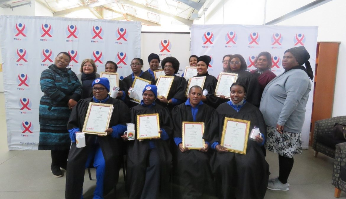 First Group of Health Promotion Officers Graduates